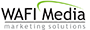 Wafi media logo of About Us